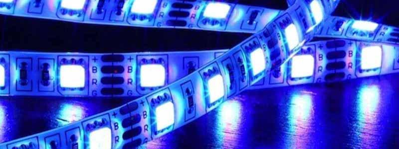 caratteristiche dell'illuminazione a led