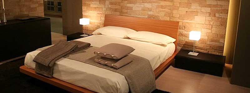 Illuminazione camera da letto consigli e luci per la camera - Come illuminare la camera da letto ...