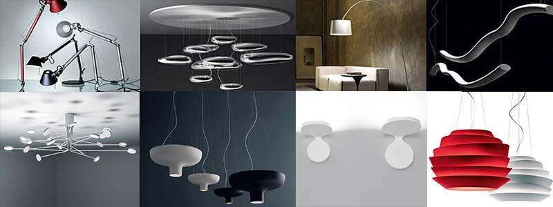 Lampade a led moderne a Torino - Le Nuove Luci Led - Luxart