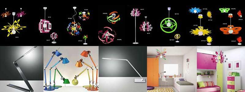 Lampade per bambini torino luxart nuovi modelli originali - Lampade bambini design ...