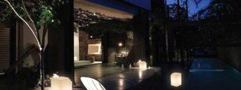 illuminazione per esterni Luxart Torino