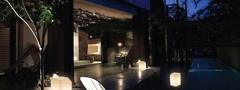 Illuminazione per esterni consigli per illuminare gli esterni - Lampade a led per casa ...