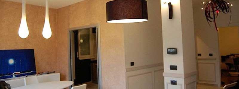 illuminazione per soggiorno