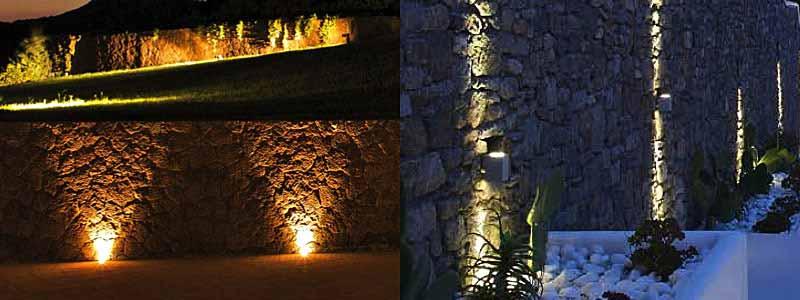 lampade da incasso a led per esterni Luxart Torino