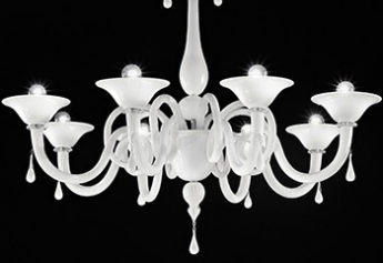 Negozio illuminazione Torino - Lampadari led Particolari - Luxart