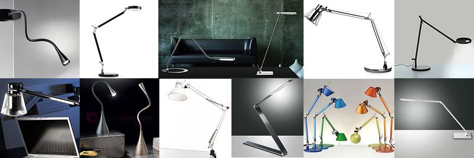 lampade da scrivania Luxart Torino