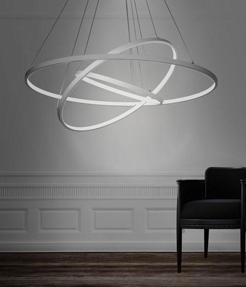 Lampadari Torino Luxart