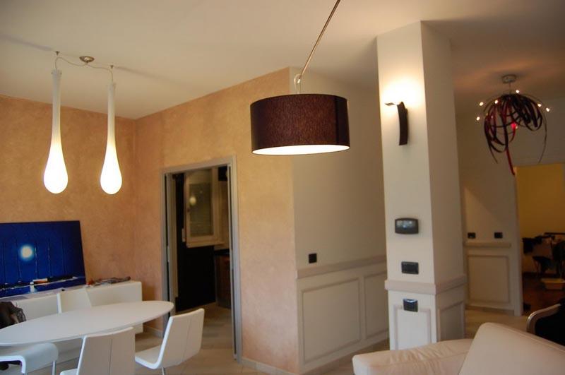 Lampadari per ingresso classico cascina ideal lux lampadario
