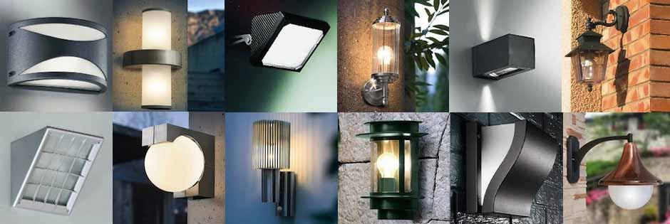 lampade da esterno a led Luxart Torino