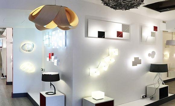 Luxart espozione lampadari provincia torino