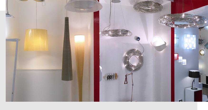 Luxart illuminazione Rivoli Torino show-room