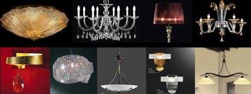 lampadari e lampade classiche in ferro battuto Luxart Torino