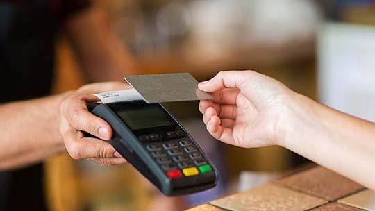 Pagamenti con POS senza interessi e senza spese